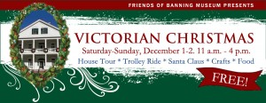 The Banning Museum - Victorian Christmas 2012