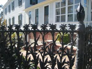 The Banning Museum - Cornstalk Fence
