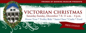 The Banning Museum - Victorian Christmas 2013