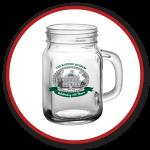 150th Mason Jar