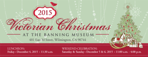 The Banning Museum - Victorian Christmas 2016