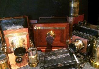 Alchemy and Art: An Exploration into Wet Plate Photography – Saturday, January 11, 2020