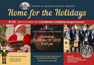 Virtual Victorian Christmas