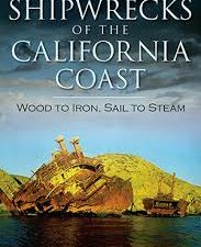 """Shipwrecks of the California Coast"" lecture by author Michael White on January 12, 2019"