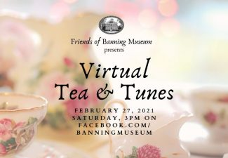 Virtual Tea & Tunes and Hat Contest