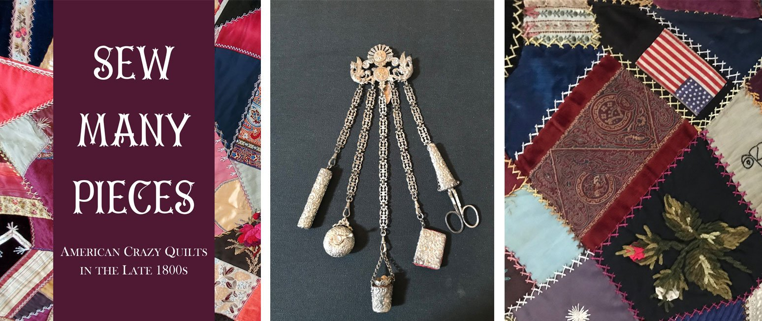 sew many pieces quilt exhibit banning museum